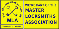 Image of Maste Locksmiths Association Logo