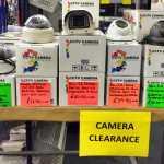 CCTV Camera Clearance