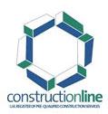 Image of ConstructionLine Logo